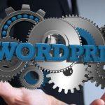 Wordpress Illustration Dans Une Main D'homme